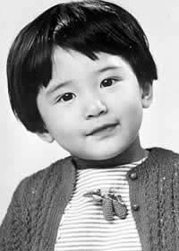 Маленькая Масако Овада