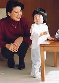 Мы многому научимся у нашей дочери, - считает Нарухито