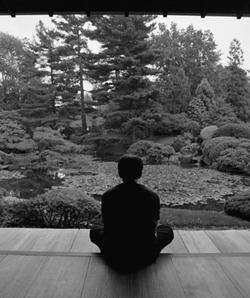 Значение камни имеют в японском саду
