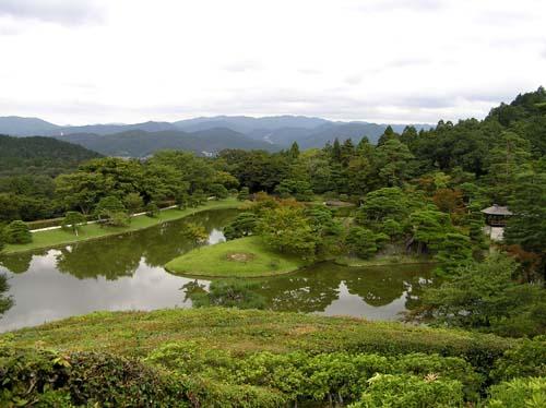 Вид от Ринъун-тэй