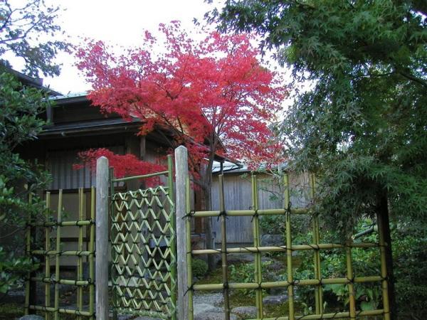 Внутренняя ограда с калиткой