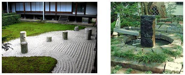 Японский сад сегодня