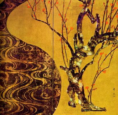 Становление японской эстетики. Влияние Китая