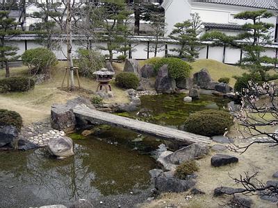 Типы японских садов