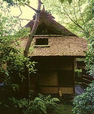Типы японских садов: Чайный сад