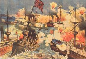 Беспримерный бой Варяга и Корейца под Чемульпо