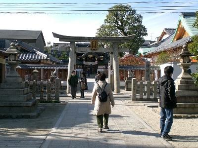 Храм Сэймэй