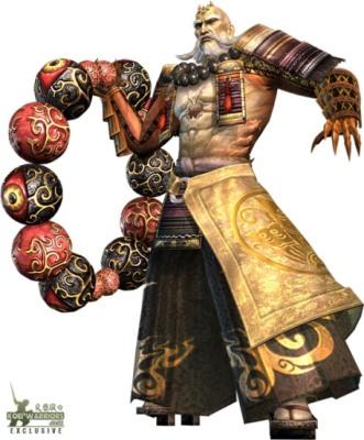 Тайра-но Киёмори из Warriors Orochi 2