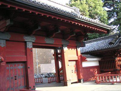 Акамон - Красные ворота