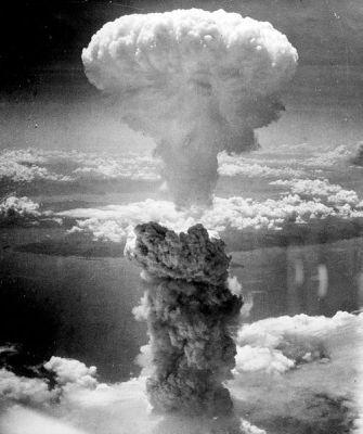Ядерный взрыв над Нагасаки