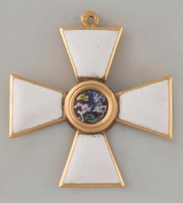Орден Св. Георгия IV степени
