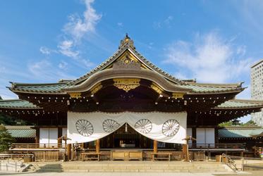 Хайдэн храма Ясукуни