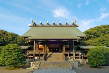 Хондэн храма Ясукуни