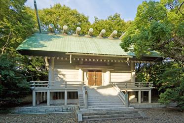 Хоандэн храма Ясукуни