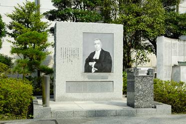 Памятник Радхабиноду Палу